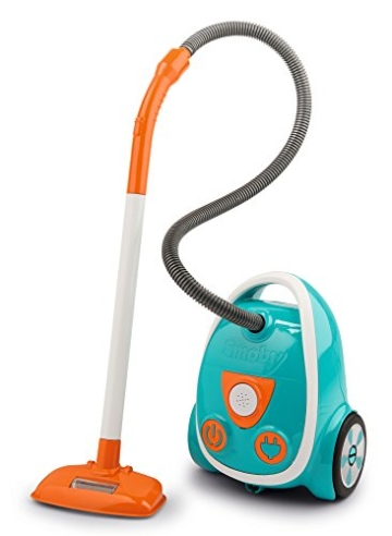 Smoby 330214 Staubsauger Eco Clean, Türkis - 2