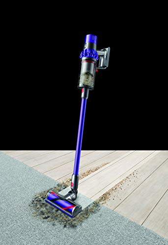 Dyson Cyclone V10 Animal Stielstaubsauger, violett/Nickel - 5